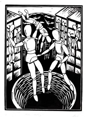 'Free Falling', Ana Hanson